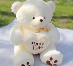 big teddy bears for valentines day discount 50cm big plush teddy valentines day i you