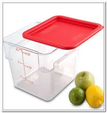 Cambro Round Food Storage Container Sets - cambro food storage containerâ 6 quart home design ideas