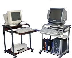 Small Laptop And Printer Desk Cuzzi Compact Computer Desks Stand Up Desks Laptop Desks Lcd
