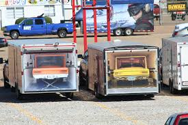 enclosed car hauler best paint information on collecting cars