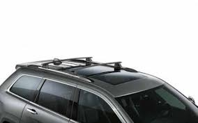 jeep grand cross rails jeep grand wk2 removable cross bars k82212072ac