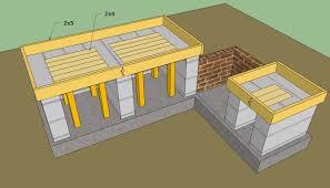 kitchen outdoor kitchen plans fresh home design decoration