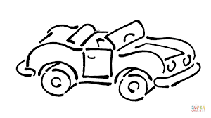toy car coloring free printable coloring pages