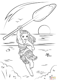 vaiana moana coloring pages 1 coloring pages for kids