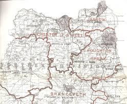 Essex England Map by Additional Photo U0027s Maps U0026 Certificates