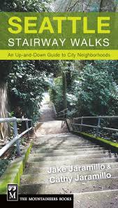 Seattle Neighborhood Map Seattle Stairway Walks An Up And Down Guide To City Neighborhoods