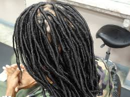 Human Hair Loc Extensions by Home