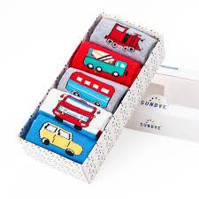 cute car design toddler and boys u0027 seamless cotton cozy socks 5