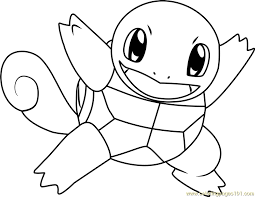 squirtle coloring page rtvf info