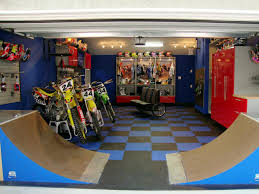 tv flashback u201cgarage mahal u201d with goldberg bmx garage killer