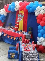 originales ideas fiesta paw patrol decoraciones asombrosas