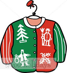 Images Of Ugly Christmas Sweater Parties - ugly sweater party clipart clipartxtras