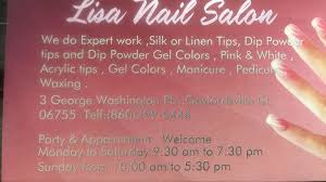 lisa nail salon home facebook