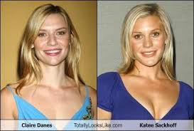 Claire Danes Meme - claire danes totally looks like katee sackhoff totally looks like