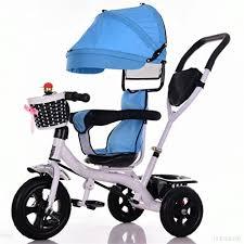 siege bebe mousse bzei bike vélo pour enfants à l extérieur tricycle bébé chariot
