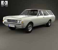 opel cars 1960 opel rekord p2 2 door sedan 1960 3d model hum3d