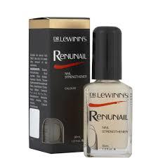 dr lewinn u0027s renunail nail strengthener review