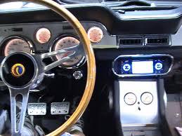 1967 snake mustang richards 1967 ford mustang snake elenaor gt500 dash