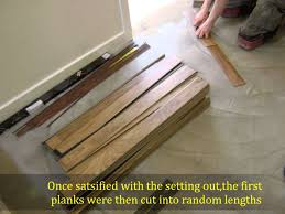 Is It Easy To Lay Laminate Flooring How We Install Karndean Flooring Youtube