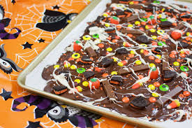 halloween candy dish fab recipe halloween candy bark fab food chicago