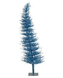 blue dazzling diva christmas tree treetopia