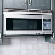 Kitchen Ventilation Design by Microwave With Exhaust Home Appliances Decoration