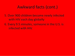 some interesting facts on hiv aids