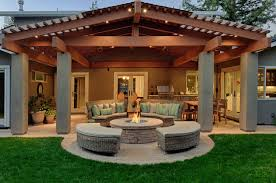 Backyard Patio Design Ideas by 44 Traditional Outdoor Patio Designs To Capture Your Imagination