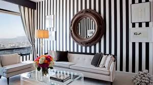 Accent Walls Living Room Gorgeous Living Rooms With Striped Accent Walls Youtube