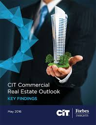 forbes insights cit commercial real estate outlook