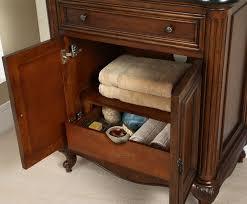 Vanity Cabinet And Sink Manor 30 Inch Vintage Single Sink Bathroom Vanity
