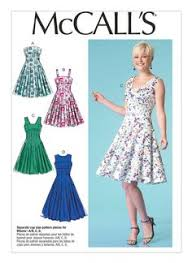 dress pattern fit and flare sew the look fit n flare dress in scuba knit try butterick b6316