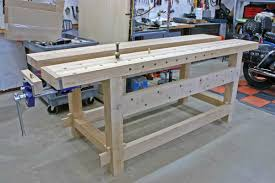 Ideas For Workbench With Drawers Design Diy Workbench Designs Ideas Best House Design