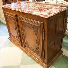 Marble Top Buffet by Country French And English Antique Furniture And Accessories
