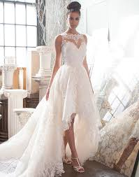 high wedding dresses new arrival high low wedding dresses weddceremony