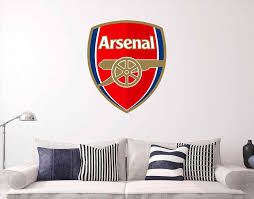 arsenal wall decals home interior decor hayneedle fathead arsenal wall decals arsenal gunners mesut ozil no wall decal hayneedle football sticker gallery