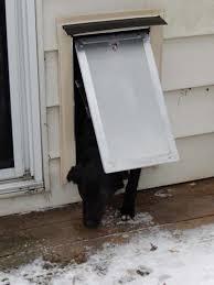 Exterior Pet Door Security Sb72 Wall Mount Door Pet Door For