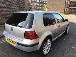 volkswagen golf mk4 2002 1 4 s very low mileage only done 48k with