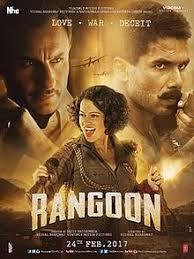 rangoon movies pinterest box office collection film 2017