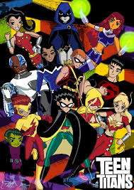 teen titans color ultimeciaffb deviantart