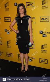 Breaking Bad Season 6 Betsy Brandt At Arrivals For Breaking Bad Season Four Premiere