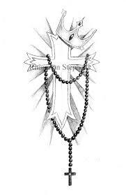 tattoo design rosary danielhuscroft com