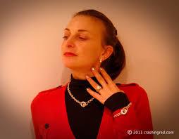crashingred lady in red crashingred