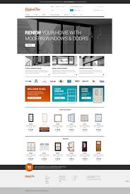 website template 50973 windows dooor construction custom website
