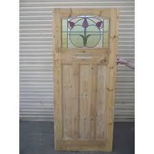 stained glass internal doors 1930 doors u0026 1930s door with leaded glass grange park 171