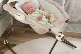 Baby Sleeper In Bed Vibrating Rock N U0027 Play Helps Newborns Sleep Babynames Com