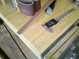 Woodworking Bench Top Surface by Plan To Build
