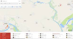 Maps Location History How Location Sharing Works In Google Maps Facebook Messenger And