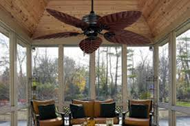 Outside Fans With Lights Rustic Outdoor Ceiling Fans With Lights Cage U2014 Modern Ceiling
