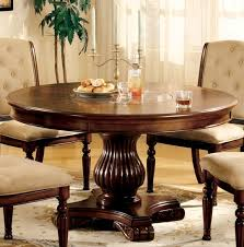 stunning round dining room table with lazy susan home design round